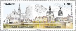 France 2019 - Dinan (Côtes-d'Armor) Dinant (Belgique) ** - France