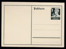 Deutsches Reich Postkarte Ganzsache P253 Ungelaufen Lot 885 - Ganzsachen
