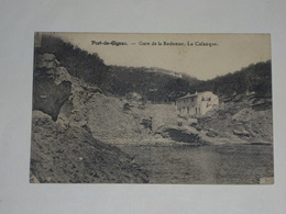 CPA Port De Gignac. Gare De La Redonne. La Calanque. - Autres Communes