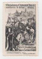 Ménétru & Château-Chalon Méritent Le Même Renom.Si Poulsard,Pinot,Gamay Sont Princes,Savagnin Est Roi.P.Bousset. - Autres Communes