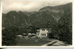 005969  Bayrischzell - Hotel Deutsches Haus  1934 - Deutschland