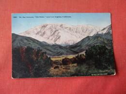 """Mt. San Antonio  """"Old Baldy""""  California > Near  Los Angeles    Ref 3163 - Los Angeles"""