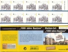 Markenheftchen Bund Postfr. MH 48a Bautzen MNH ** - [7] República Federal