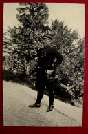 136 - CPA MILITARIA GUERRE CARTE PHOTO MILITAIRE OFFICIER Du 94e REGIMENT INFANTERIE - Guerre 1914-18