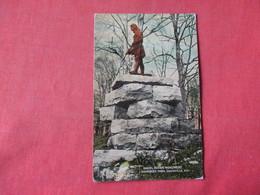 Daniel Boone Monument    Kentucky > Louisville   Ref 3163 - Louisville