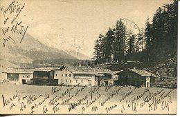 005972  Schweizer Bauernhäuser  1904 - Schweiz