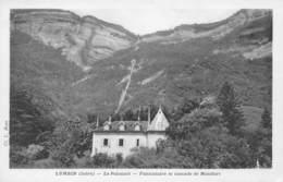 38 // LUMBIN // LE POLONAIS - FUNICULAIRE ET CASCADE DE MONTFORT - CLICHE L. BEAU - France