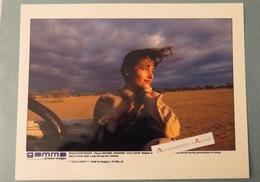 Marie GILLAIN Actrice Belge - Photo De Presse - KENYA - Photographie 2001 Agence Gamma - Belgique - Célébrités