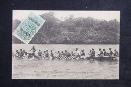 NIGER - Carte Postale - En Rivière Un Jour De Fête - L 22936 - Niger
