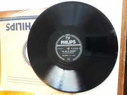 Philips  -  1954  Nr. B 21400 - Ken Griffin At The Organ - 78 T - Disques Pour Gramophone