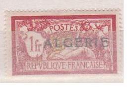 ALGERIE         N°  YVERT  :   29    NEUF AVEC  CHARNIERES      ( Ch 1/14  ) - Algérie (1924-1962)