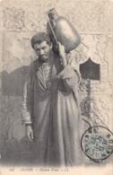ALGER        PORTEUR D EAU - Alger