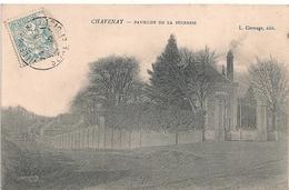 Cpa 78 Chavenay Pavillon De La Sucrerie - Frankrijk