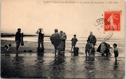 50 - SAINT VAAST La HOUGUE -- Le Retour De La Pêche - Saint Vaast La Hougue
