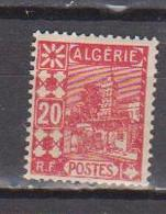 ALGERIE         N°  YVERT  :   41   NEUF AVEC  CHARNIERES      ( Ch 1/14  ) - Algérie (1924-1962)