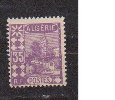 ALGERIE         N°  YVERT  :   44   NEUF AVEC  CHARNIERES      ( Ch 1/14  ) - Algérie (1924-1962)