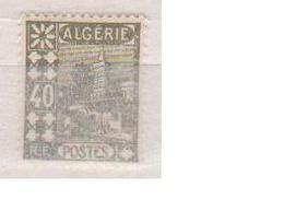 ALGERIE         N°  YVERT  :   45   NEUF AVEC  CHARNIERES      ( Ch 1/14  ) - Algérie (1924-1962)