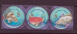 Nouvelle-Calédonie N° 890 à ,892** - Nueva Caledonia