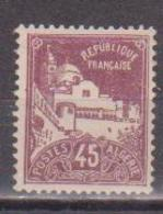 ALGERIE         N°  YVERT  :   46   NEUF AVEC  CHARNIERES      ( Ch 1/14  ) - Algérie (1924-1962)