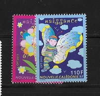 Nouvelle-Calédonie N° 1190 Et 1191** - Nueva Caledonia