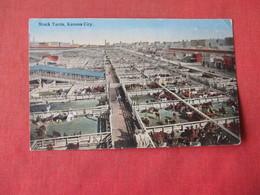 Stock Yards Kansas City – Missouri   -    Ref 3163 - Kansas City – Missouri