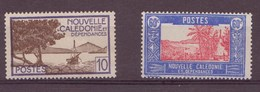 Nouvelle-Calédonie N° 244-245** - New Caledonia