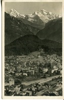 005983  Interlaken - Mönch Und Jungfrau - BE Bern