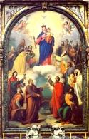 Italie - Lombardie - Turin - Tableau Maria Auxiliadora - Eglise Saint Jean De Bosco - Editions Don Bosco Pamplona - 6027 - Chiese