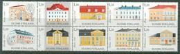 Finland 1982 - Architektur, H-Blatt Von MH, MNH** - Finlande