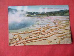 The Sponge Upper Geyser Basin  Yellowstone National Park     -    Ref 3164 - Other