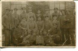 005984  Gruppenbild Deutsche Kriegsgefangene In Stobs/ Schottland - Personen