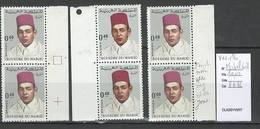 Maroc -  Michel 608** - VARIETE DE COULEUR ET POINTS PARASITES - Maroc (1956-...)