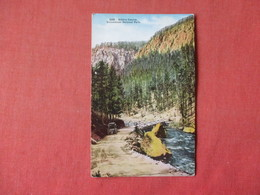 Gibbon Canyon   Yellowstone National Park     -    Ref 3164 - Other