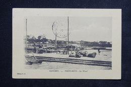 DAHOMEY - Carte Postale - Porto Novo - Le Wharf - L 22947 - Dahomey