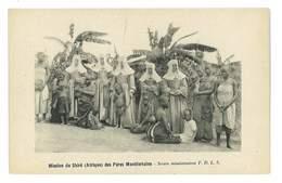 CPA MALAWI MISSION DU SHIRE DES PERES MONTFORTAINS SOEURS MISSIONNAIRES FDLS - Malawi