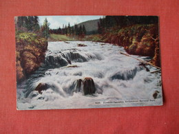 Firehole Cascades     Yellowstone National Park     -    Ref 3164 - Other