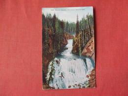 Keppler Cascades    Yellowstone National Park     -    Ref 3164 - Other