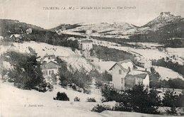 THORENC-vue Generale Sous La Neige - Autres Communes