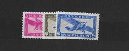 Indochine N 17-19** P.A - Poste Aérienne