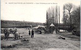 50 - SAINT SAUVEUR Le VICOMTE -- Coin Pittoresque Sur La Douve - Saint Sauveur Le Vicomte