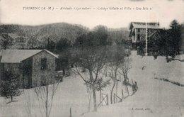 """THORENC-Cottage Gilette Et Villa """"Les Iris"""" - France"""