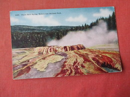 Punch Bowl Spring     Yellowstone National Park     -    Ref 3164 - Other