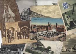 Lot 1608 De 10 CPA Roumanie Romania Déstockage Pour Revendeurs Ou Collectionneurs - Cartes Postales