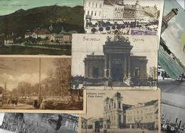 Lot 1609 De 10 CPA Roumanie Romania Déstockage Pour Revendeurs Ou Collectionneurs - Cartes Postales