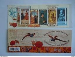 België Belgique 2006 Polyfonisten Les Polyphonistes De La Renaissance 3471-3475 B59 MNH ** - Booklets 1953-....