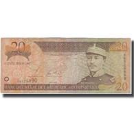 Billet, Dominican Republic, 20 Pesos Oro, 2002, KM:169a, B - Dominicaine