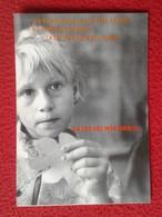 SPAIN POSTAL POST CARD CARTE POSTALE PUBLICIDAD ADVERTISING HUMAN RIGHTS DERECHOS HUMANOS KOSOVO SERBIA WAR ACNUR VER FO - Publicidad