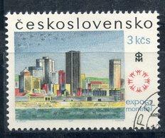 Y85 CZECHOSLOVAKIA 1967 1700 World Exhibition 1967, Montreal. Architecture - 1967 – Montreal (Canada)