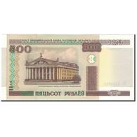 Billet, Bélarus, 500 Rublei, 2000, KM:27b, NEUF - Belarus