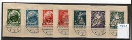 Polen Von 1921 Gestempelt - 1919-1939 Republik